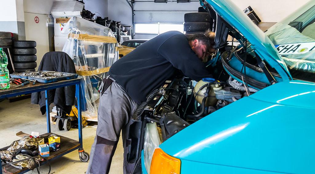 VW T4 Instandsetzung